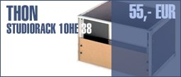 Thon Studio Rack 10U 38