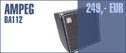 Ampeg BA112 Bass Combo
