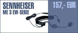 Sennheiser ME 3 EW-Series