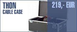 Thon Cable Case 98x40x48 Wheels