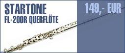 Thomann FL-200R Flute Open Holes
