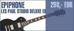 Epiphone Les Paul Studio Deluxe Ltd. EB