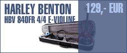 Harley Benton HBV 840FR 4/4 Electric Violin