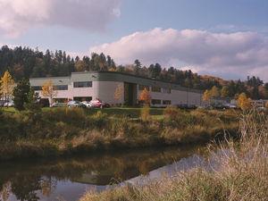 Sede dell'azienda in Woodinville
