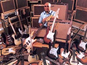 Fondateur Leo Fender
