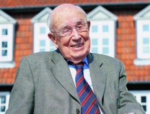 grundare Prof. Dr. Fritz Sennheiser