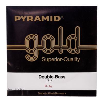 Pyramid Double Bass Gut Strings