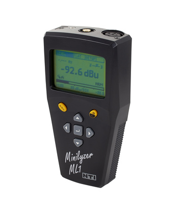 NTI Audio ML1 Minilyzer