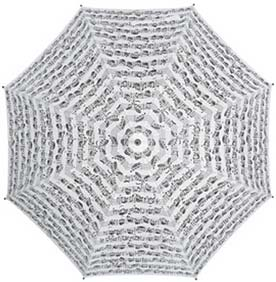 Vienna World Regenschirm Weiss