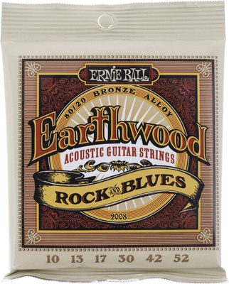 Ernie Ball 2008 Earthwood Bronze