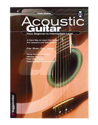 Voggenreiter Acoustic Guitar Englisch
