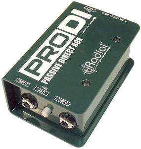 Radial Engineering Pro DI