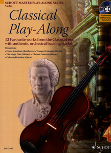 Schott Classical Play- Along Vl