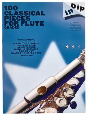 Hal Leonard 100 Classical Pieces Fl