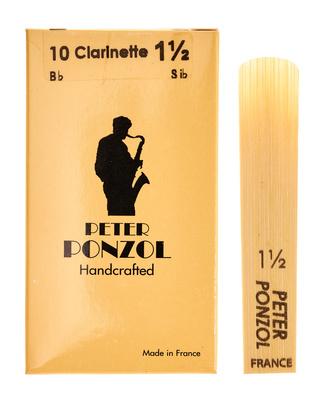 Marca Peter Ponzol Clarinet 4,5