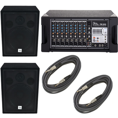 The T.Mix PM 800 Bundle