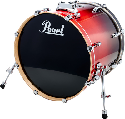 "Pearl 22""x18"" Bass Ruby Fade #232"
