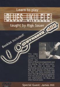 Pro Literatur Verlag Learn to play Blues Ukulele