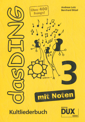 Edition Dux Das Ding 3 mit Noten