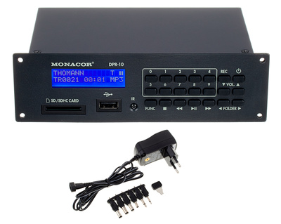 Monacor IMG DPR-10 Power Supply Set