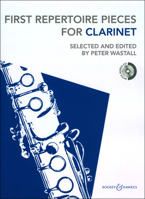 Boosey & Hawkes Repertoire Pieces Clarinet