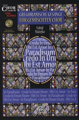 Alfred Music Publishing Gregorianische Gesänge SATB