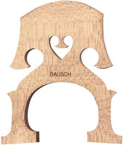 C:DIX Bausch Cello Bridge 4/4