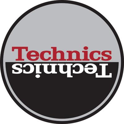 Technics Slipmat Moon 3