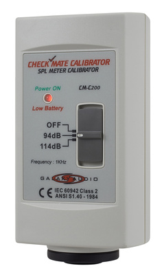 Galaxy Audio CM-C200